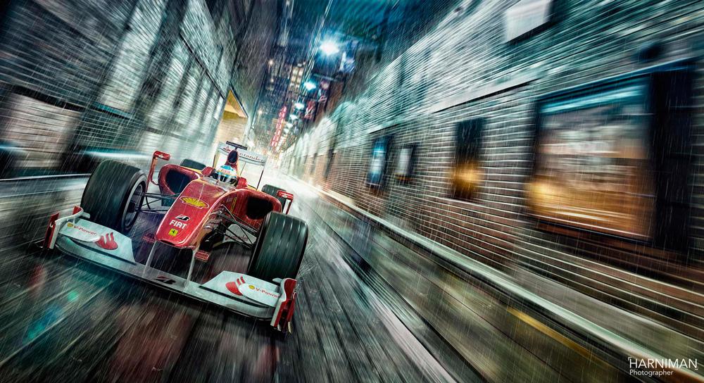 Ferrari: a hobbyist's vision