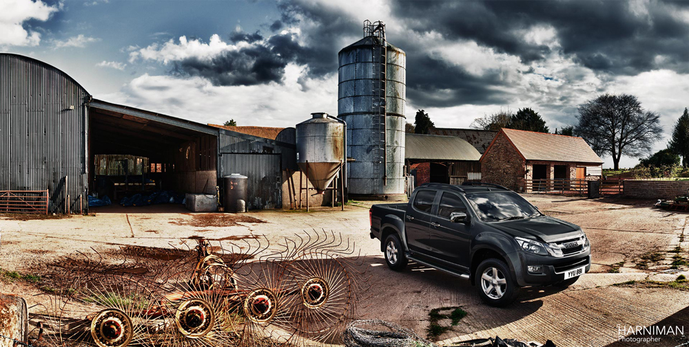 Isuzu D-MAX: Rough tough toys for rough tough boys
