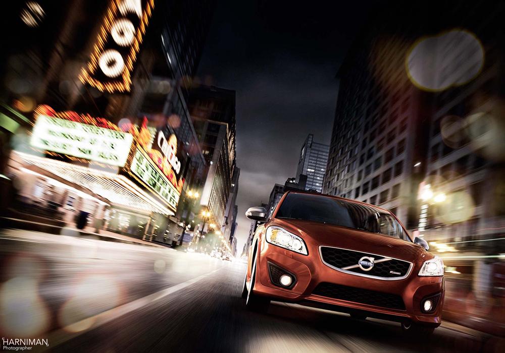 Volvo – around the world in 30 days