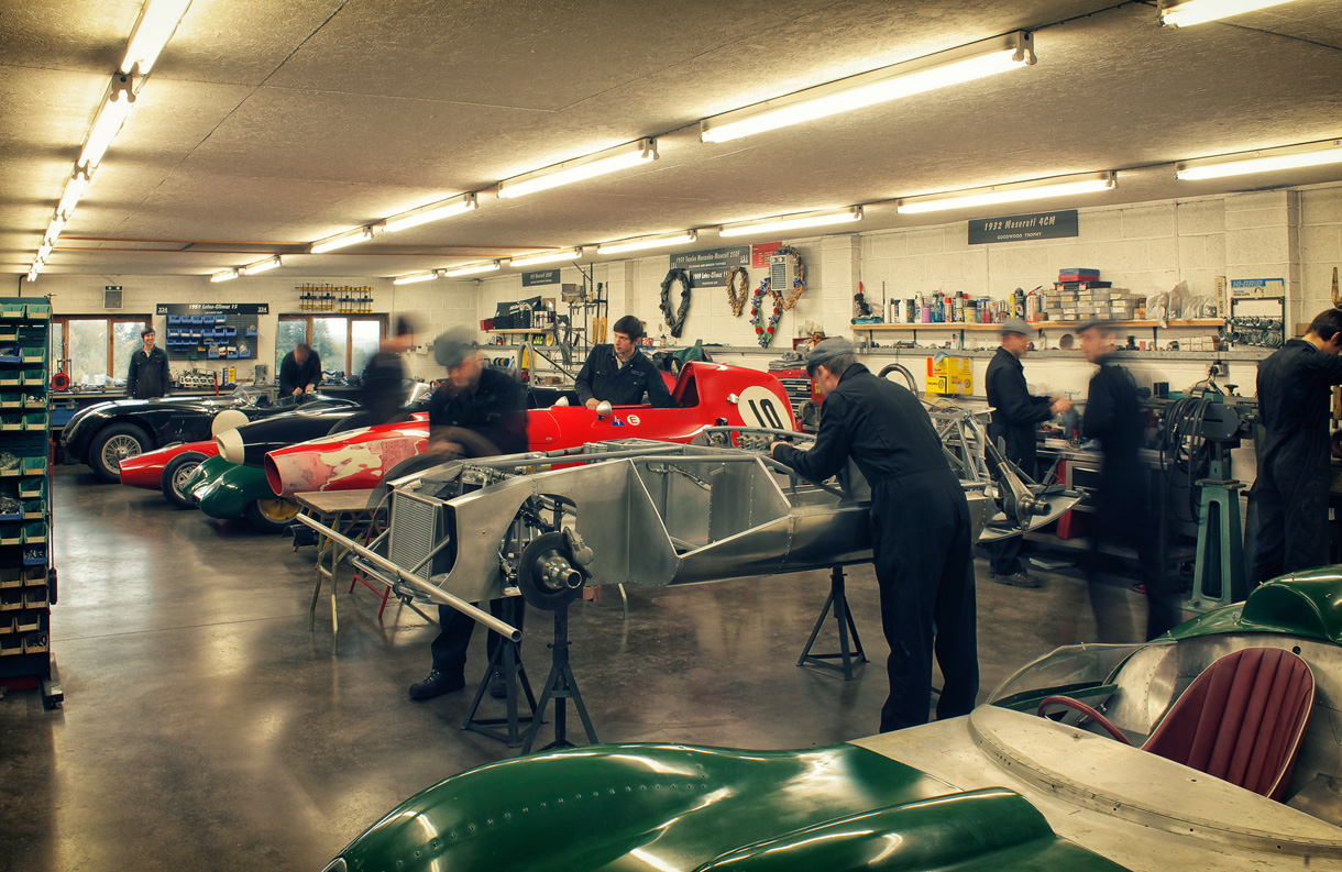 The Grand Prix Lotus 18/21, Andrew Tart and the art of the engineer