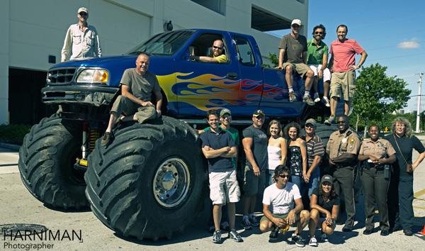 Chevrolet Aveo, crew
