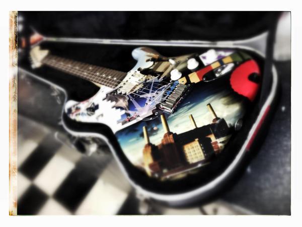 Pink Floyd Guitar