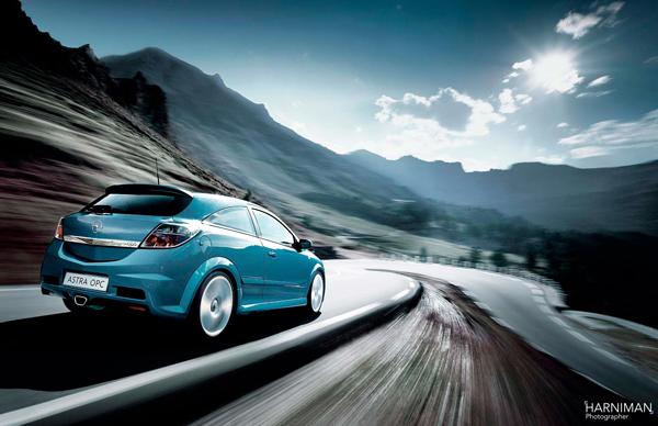 Opel Astra, Alps