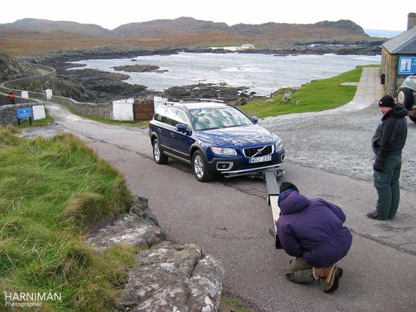 Volvo, Scotland