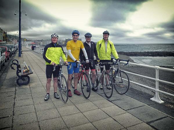 Day 1 Aberystwyth