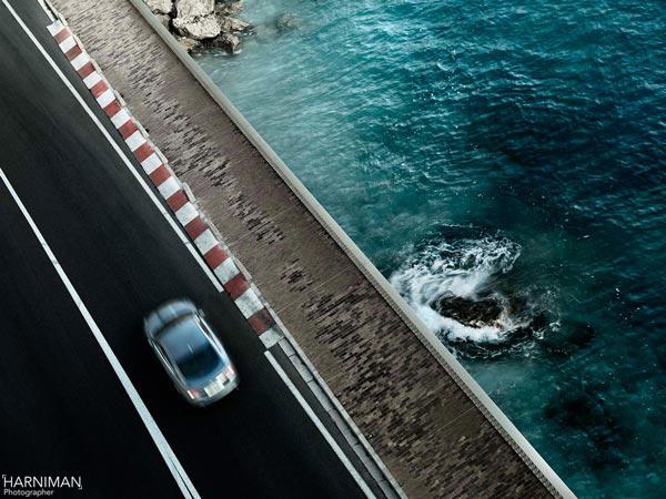 Jaguar XF, Monaco