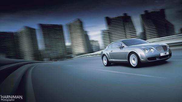 Bentley Continental GT, Valencia