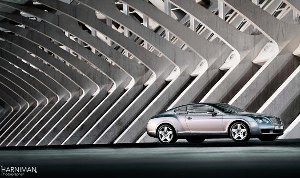 Bentley Continental GT, Valencia, Spain