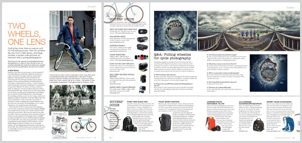 Photography Monthly Interview