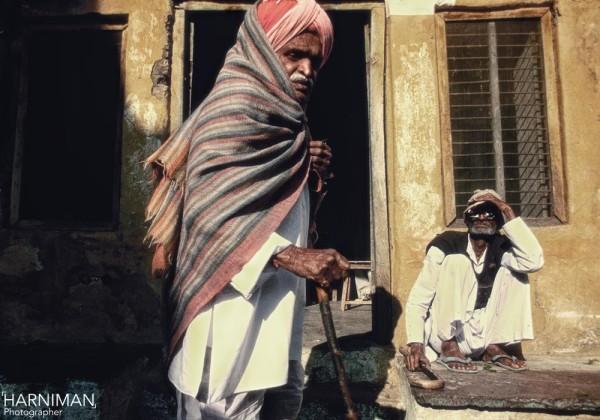 Rajasthan portrait