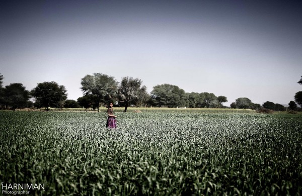 Young Girl, Rajasthan