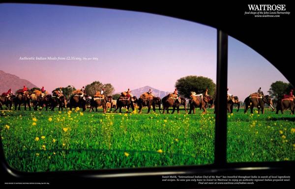 Waitrose, UK Press Ad