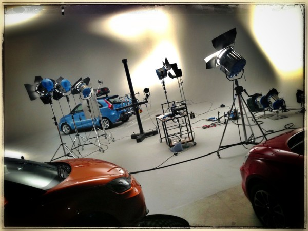 MG3 Behind the scenes