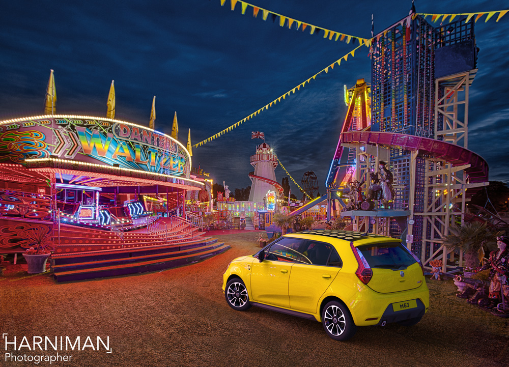 Lights, Camera, Time-lapse – Hello Yellow MG3