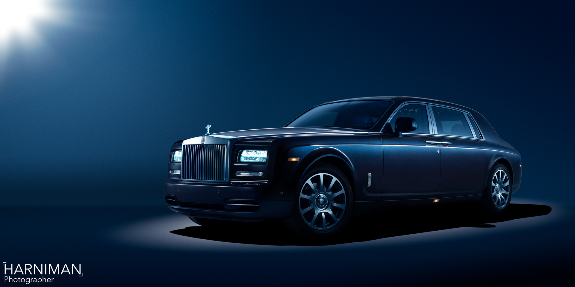 Rolls-Royce, Shooting a Divine Being, a Celestial Phantom that's a Millionaire's Christine