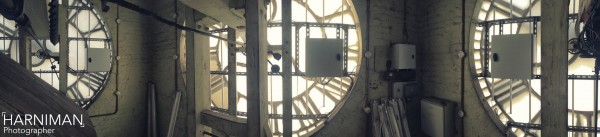 Inside King's Cross Clock Tower