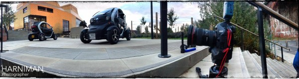 Behind the Scenes, Renault Twizy
