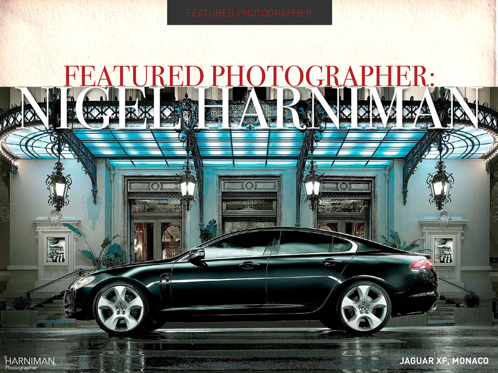 Featured Interview in Photography Masterclass Magazine