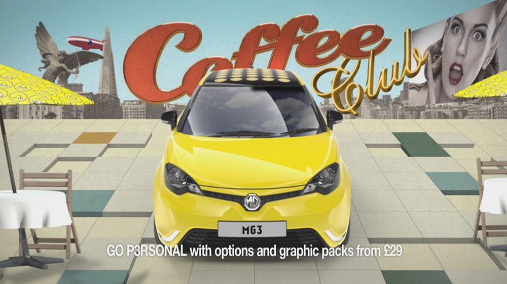 We P3rsonalised It – Introducing the Very British MG3