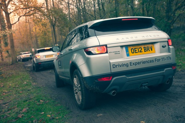 Off Road Driving Experience