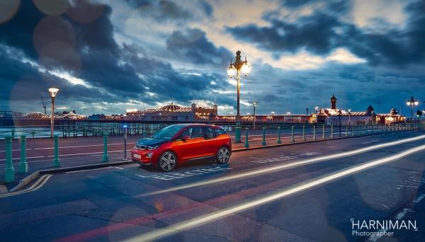 BMW i3 Brighton Pier