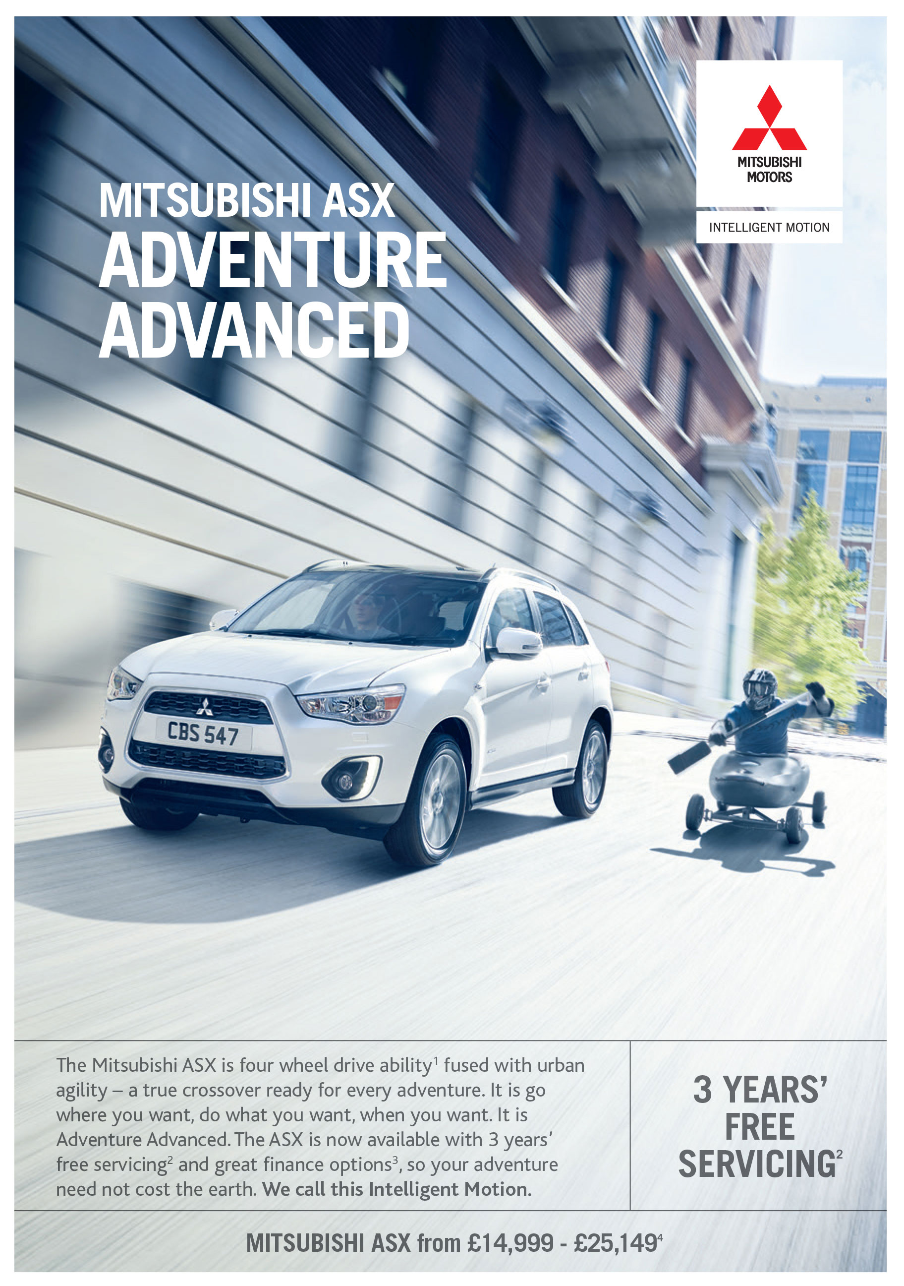 Adventure Advanced – can the ASX Satisfy an Adrenalin Junkie in the City?