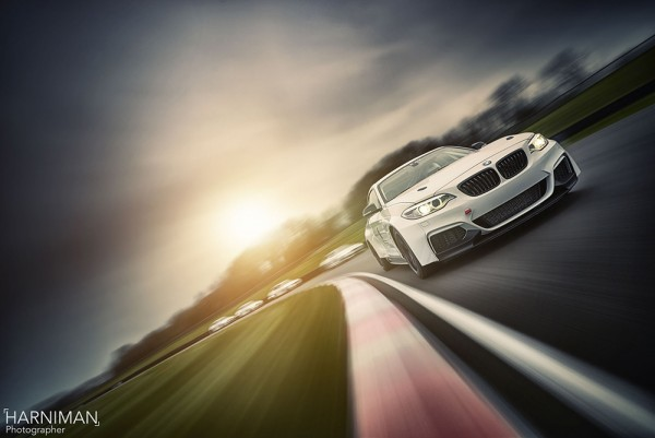 Harniman BMW M235i Goodwood
