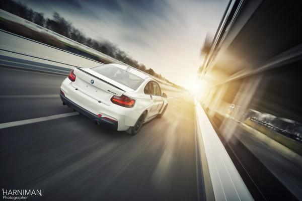 Harniman BMW M235iR Goodwood