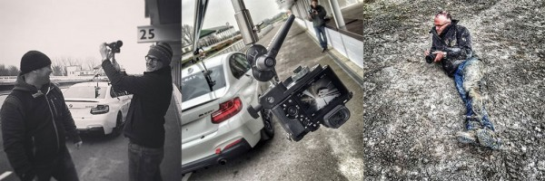 harniman BTS BMW at Goodwood