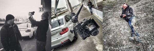 harniman BTS BMW at Goodwood