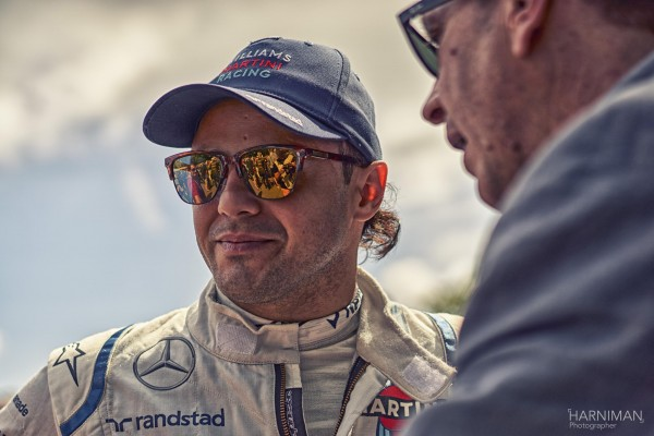 Felipe Massa at Goodwood FOS 2015