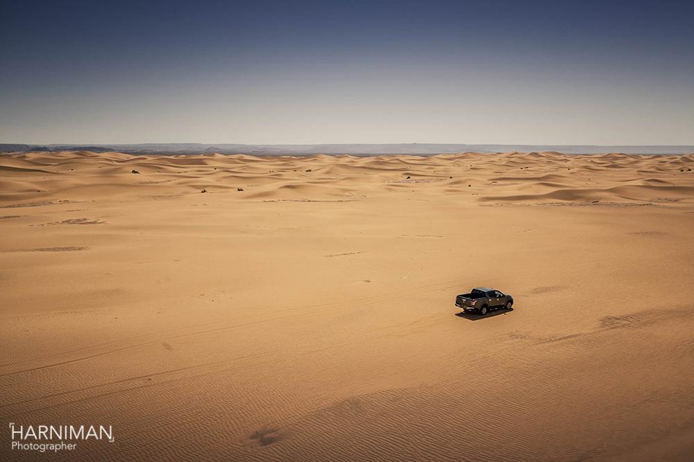 Cirencester to Sahara – Roasting on a Roadtrip!