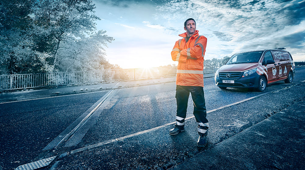 Everyone Needs a Hero – RAC A/W Campaign