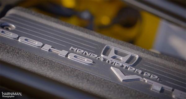 Chasing Classics - Honda NSX - engine
