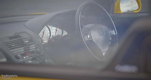 Chasing Classics - Honda NSX - interior