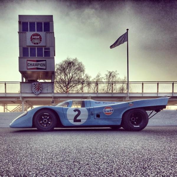 Porsche 917 Goodwood 74th Members meeting #74MM