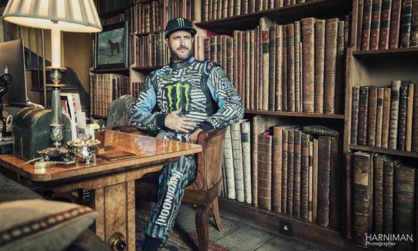 Festival of Speed 2016 Goodwood by Harniman, FoS, Festival of Speed, 2016, ken block, nelsons chair, driver, portrait
