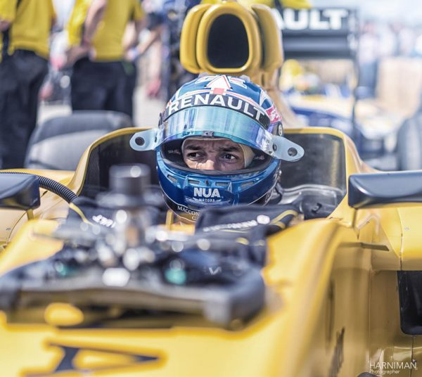 Festival of Speed 2016 Goodwood by Harniman, FoS, Festival of Speed, 2016, renault, f1, formula one, f1 paddock, jolyon palmer, portrait, driver