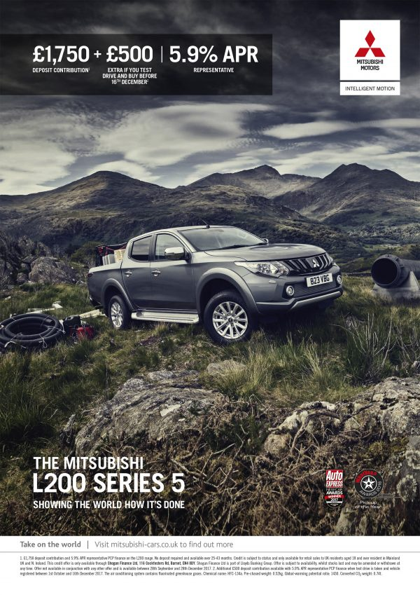 L200 Brand National Ad MAG A4