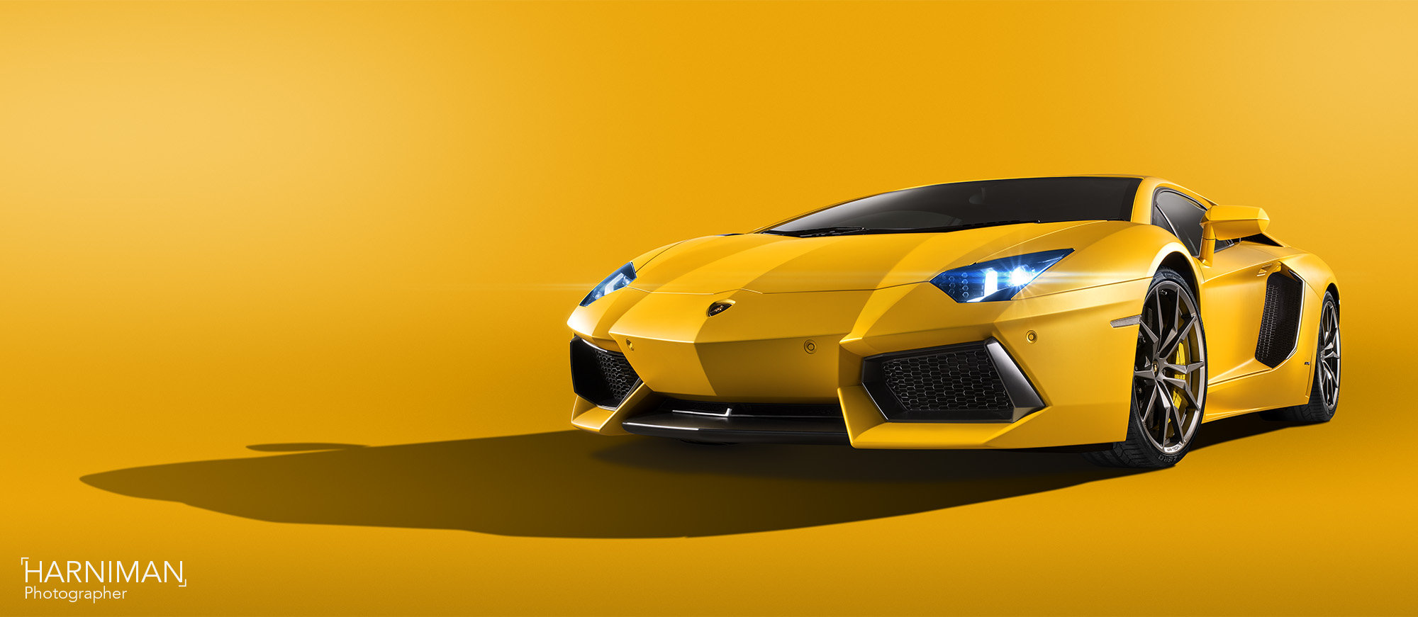 Lamborghini seen with Trichromatic