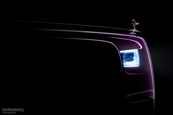 Rolls-Royce Phantom teaser