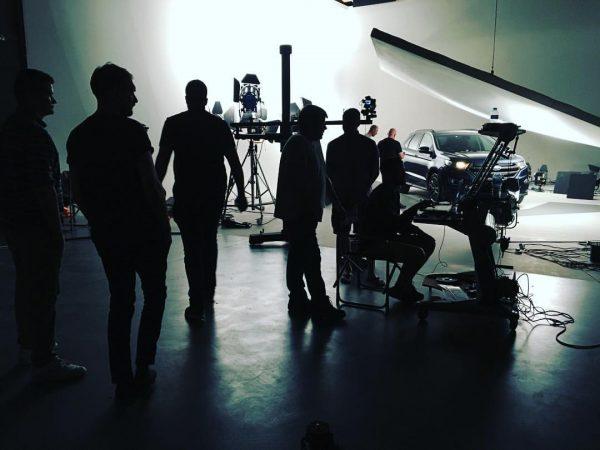 Mustang & Kuga in the studio