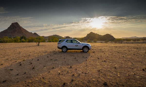 Harniman Land Rover Discovery Namibia