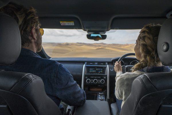LandRover Namibia Harniman