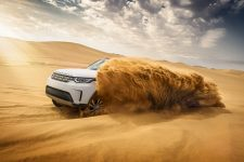 LandRover Discovery Namibia Harniman