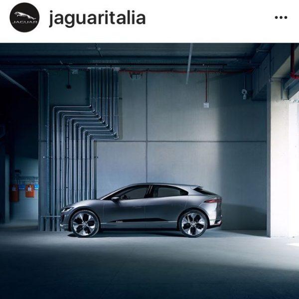 IPACE Jaguar Italia