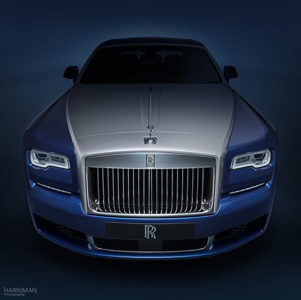 Rolls-Royce Ghost launch