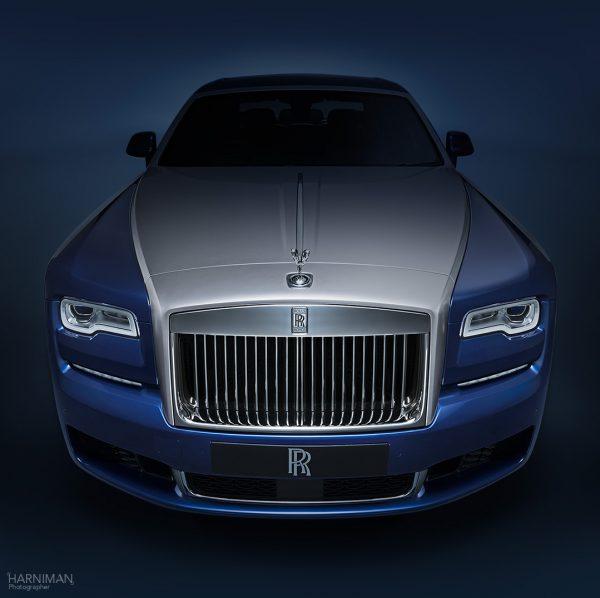 Rolls-Royce Ghost launch
