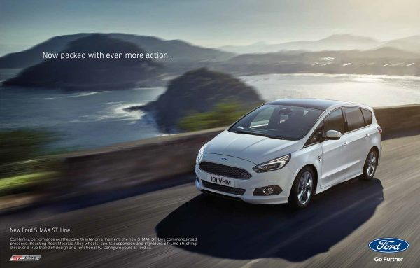 FORD new S-MAX ST-LINE DPS