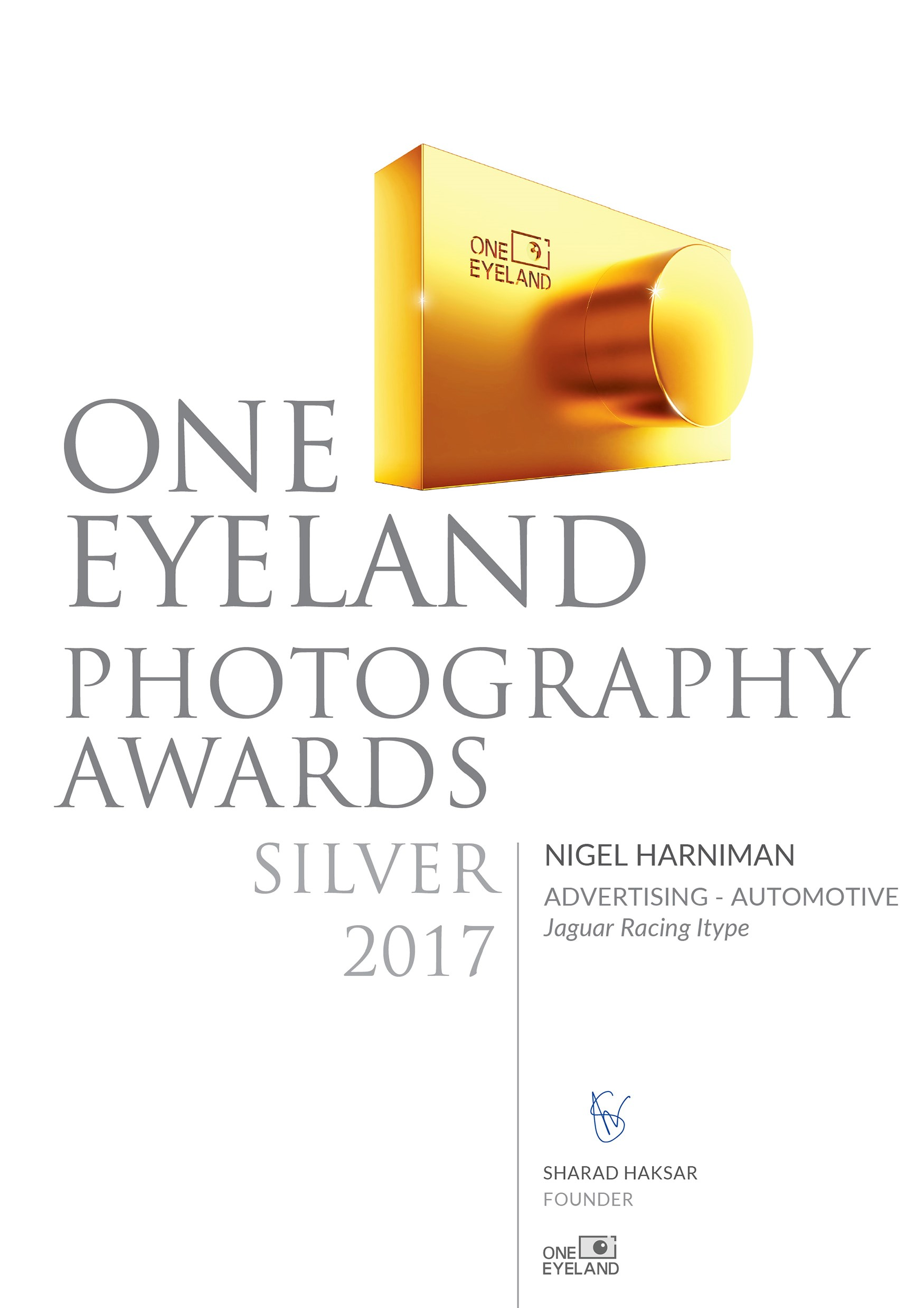Awards in OneEyeland